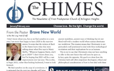 The Chimes Newsletter Jan & Feb 2021