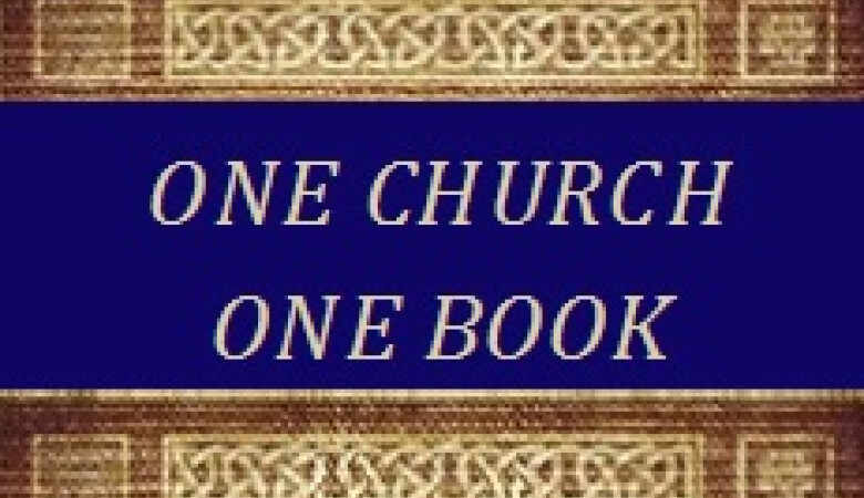 One Church One Book