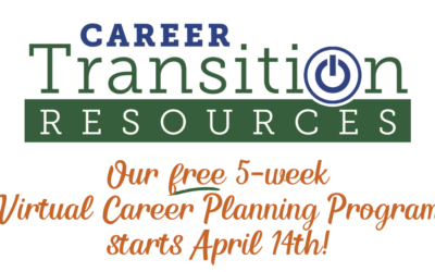 Register Now for CTR's Virtual Career Planning Course