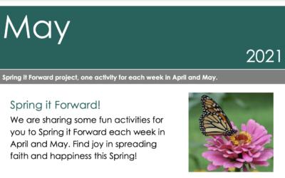 CCL Spring Forward Activities