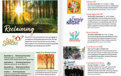 Fall 2021 Program Highlights